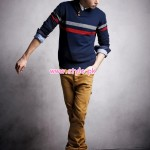Latest Outfitters Casual Wear Collection For Winter 2012 001