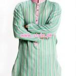 Latest Satrangi By Saqib Menswear Collection 2012 012