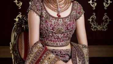 Maharani Wedding Wear Collection 202 For Women 001