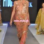 Misha Lakhani Latest Bridal Wear Dresses 2012-13 014