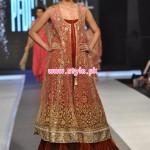Misha Lakhani Latest Bridal Wear Dresses 2012-13 016