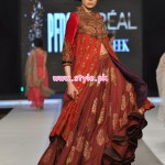 Misha Lakhani Latest Bridal Wear Dresses 2012-13 019