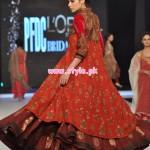 Misha Lakhani Latest Bridal Wear Dresses 2012-13 020