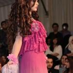 Nabila Style Show Featuring Zaheer Abbas At PFDC L'Oreal Paris Bridal Week 2012 0013