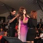Nabila Style Show Featuring Zaheer Abbas At PFDC L'Oreal Paris Bridal Week 2012 005