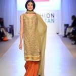 Nargis Hafeez Collection At Fashion Pakistan Week, Season 4 0027