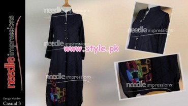 Needle Impressions Latest Winter Collection For Women 2012 007