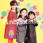 Nishat Linen Kids Wear 2012 Collection For Winter 002
