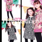 Nishat Linen Kids Wear 2012 Collection For Winter 007