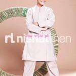 Nishat Linen Latest Kids Casual Wear Dresses 2012-13 009