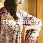 Nishat Linen Shawl Collection 2012 for Women 012