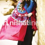 Nishat Linen Shawl Collection 2012 for Women 013