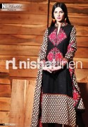 Nishat Linen Winter 2012 Collection for Women 012