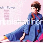 Nishat Linen Winter Pret Collection 2012 for Women 012