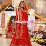 Pantene Bridal Couture Week 2012 Fashion Show 006