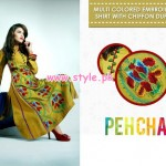 Pehchan Latest Winter 2012 Collection For Women 004