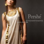 Pershe by Kauser Humayun Pret Collection 2012 003