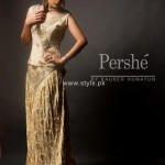 Pershe by Kauser Humayun Pret Collection 2012 004