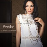 Pershe by Kauser Humayun Pret Collection 2012 008