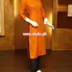 Pret9 Latest Winter Dresses 2012 For Women 010