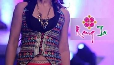Rang Ja Fashion Show 2012 At Expo, Karachi 001