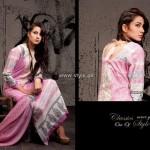 Rewaj Fall Collection 2012 for Women by Shariq Textiles