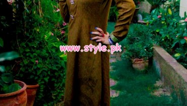 Sakaaj Latest Winter Collection For Girls 2012 009