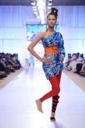 Sanam Chaudhri Collection 2012 At Fashion Pakistan Week, Season 4 0012