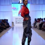 Sanam Chaudhri Collection 2012 At Fashion Pakistan Week, Season 4 004