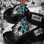 Sheherzad Haider New Sandals Collection 2012 for Women 007