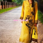 Silk by Fawad Khan Winter 2012 Collection For Women 001