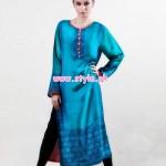 Silk by Fawad Khan Winter Arrivals 2012 005