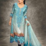 Sobia Nazir Silk Collection 2012 for Women 004