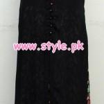 Teena by Hina Butt Casual Wear 2012 Kurta Collection 001
