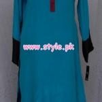 Teena by Hina Butt Casual Wear 2012 Kurta Collection 002