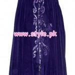 Teena by Hina Butt Casual Wear 2012 Kurta Collection 006