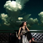 Umsha by Uzma Babar Fall 2012 Collection for Women 004