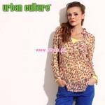 Urban Culture Latest Western Wear Dresses 2012 001
