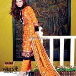 Warda Designer Collection Winter Dresses 2012 for Women 002