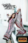 Warda Designer Collection Winter Dresses 2012 for Women 009