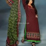 Warda Designer Collection Winter Dresses 2012 for Women 010