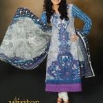 Warda Designer Collection Winter Dresses 2012 for Women 011