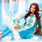 Warda Designer Collection Winter Dresses 2012 for Women 012