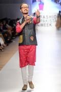Warda Saleem Collection 2012 At Fashion Pakistan Week, Season 4 002