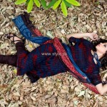 Yahsir Waheed Stitched Dresses 2012 for Women 002