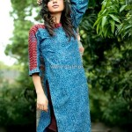 Yahsir Waheed Stitched Dresses 2012 for Women 003