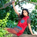 Yahsir Waheed Stitched Dresses 2012 for Women 004