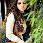 Yahsir Waheed Stitched Dresses 2012 for Women 005