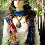Yahsir Waheed Stitched Dresses 2012 for Women 006