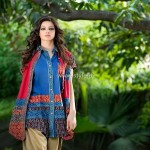 Yahsir Waheed Stitched Dresses 2012 for Women 007